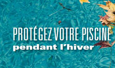 Winter is coming… Prenez soin de votre piscine !